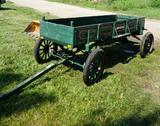 Home Built Parade Wagon