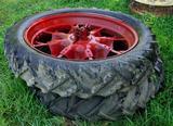 Farmall Cutoff Rims & Tires