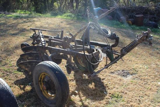 John Deere Three Bottom Plow