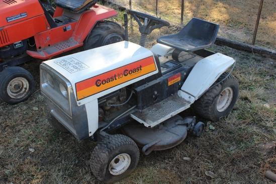 Coast to Coast Garden Tractor