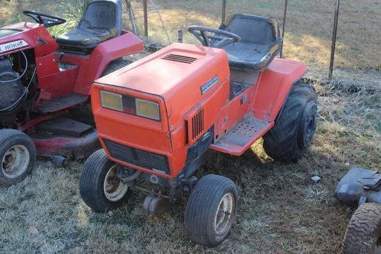 Montgomery Ward Garden Tractor