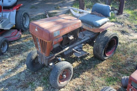 Bolens Garden Tractor