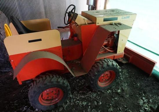 Homemade Case 1200 Tractor