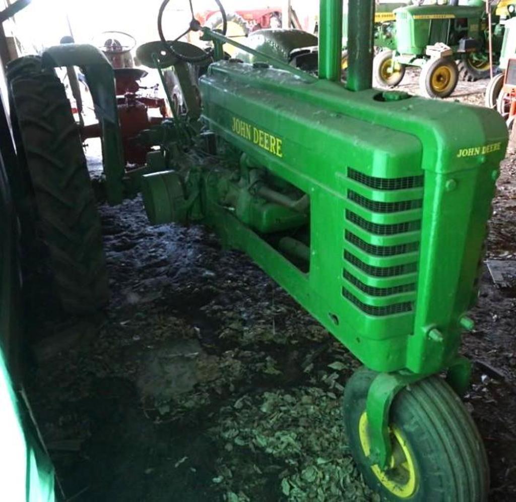 Homemade Case 1200 Tractor