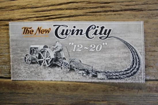 "The New Twin City ""12-24"""