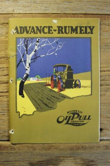 Advance-Rumely Catalog