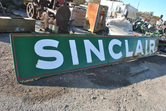 Large Sinclair Large Petroleum Sign
