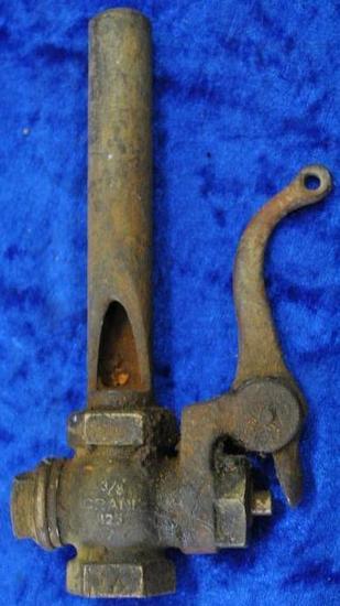Crane Whistle