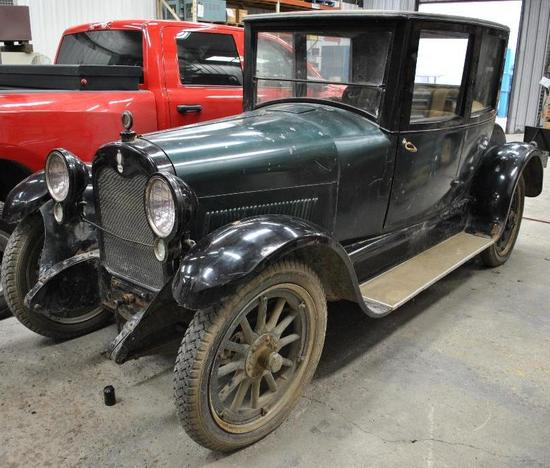1920 J.I. CASE Coupe