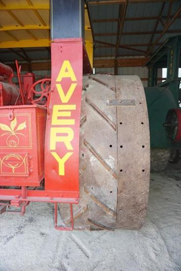 40-80 Avery Wheel Extensions