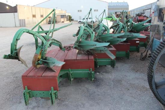 John Deere 12 Bottom Plow