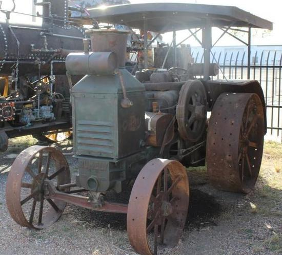 Rumely Oil Pull Type X