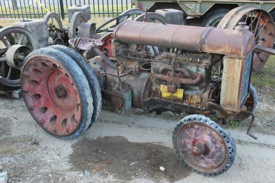 Fordson Industrial Tractor