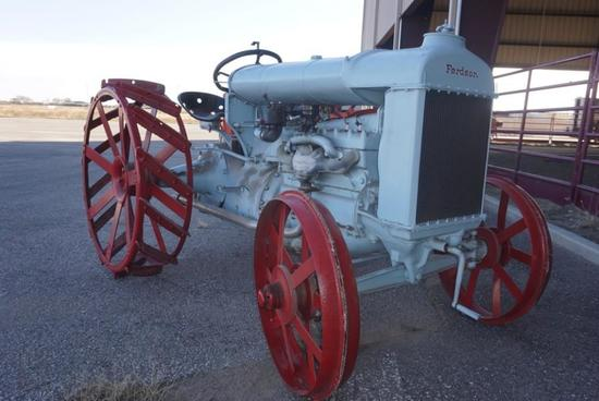 Fordson Model F Tractor