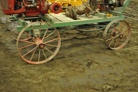 Iron Wheeled Running Gear