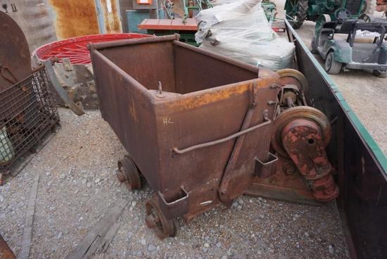 Heavy Ore Cart