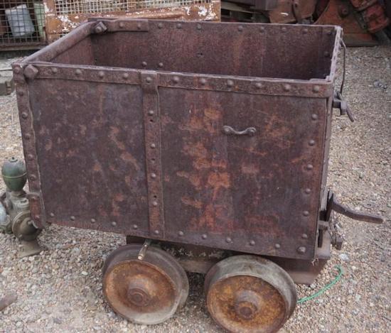Mine Ore Cart