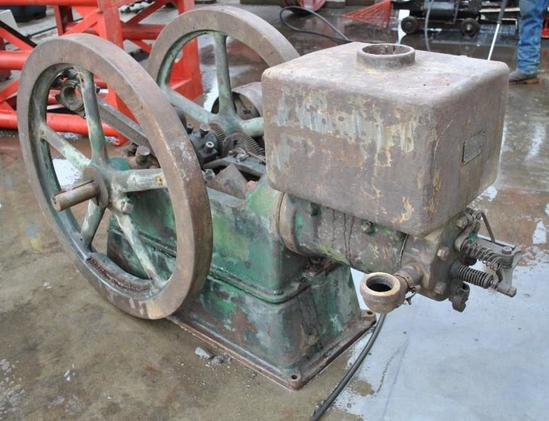 Ingenco Stationary Engine