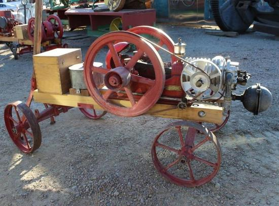 John Smyth Stationary Engine