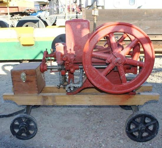 Domestic Stationary Engine