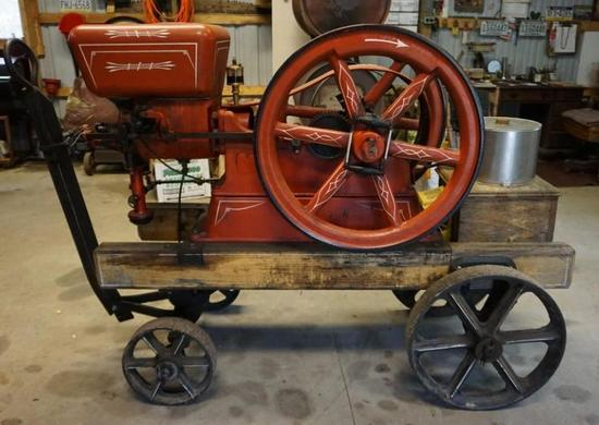6HP Associated Stationary Engine