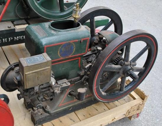 Hercules Stationary Engine