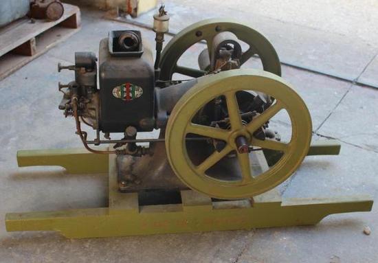 Mogul Stationary Engine