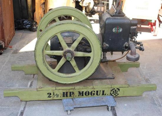 Mogul Stationary Engine