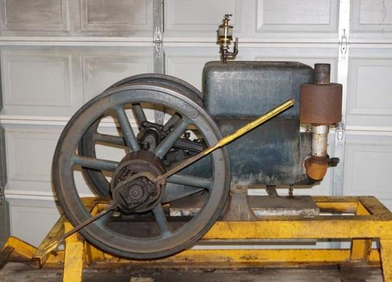 8HP Witte Stationary Engine