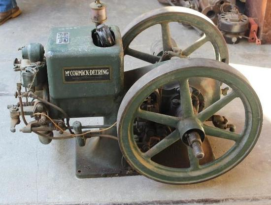 IHC Type M Stationary Engine