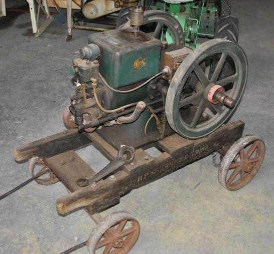 International Type M Stationary Engine