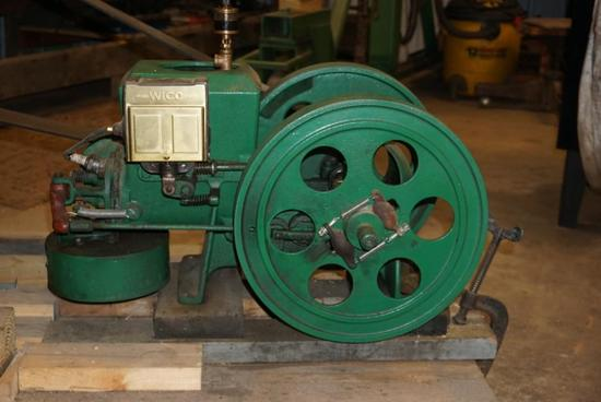 Stover 1 1/2HP Stationary Engine
