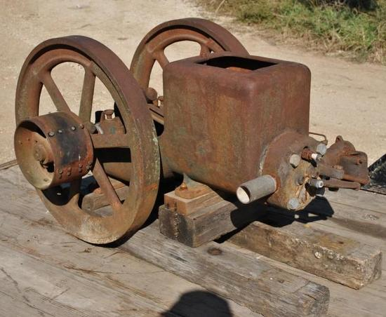 Witte 5 HP Stationary Engine