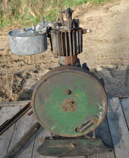 Fuller & Johnson Famous Farm Pump Engine