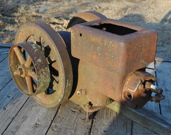 Witte Stationary Engine