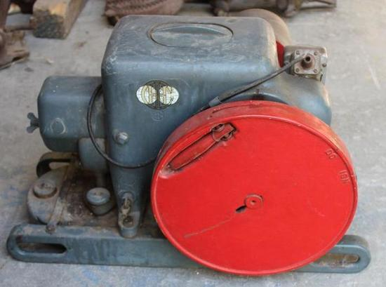 International LA Stationary Engine