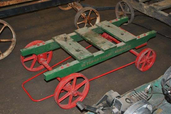 IHC M Stationary Engine Trucks