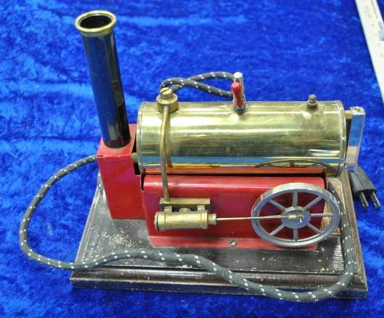 Weeden Model Steam Engine