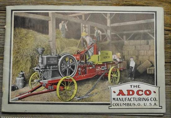 The Adco Manufacturing Company