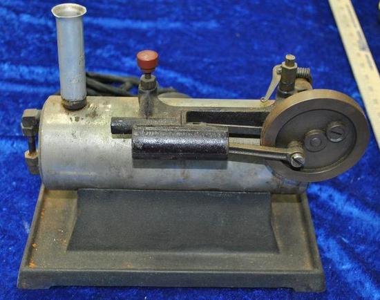 Stationary Steam Engine Model