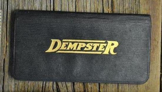 Dempster Pocket Calendar
