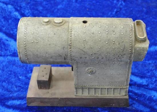 Vintage Kewanee Boiler Portable Firebox