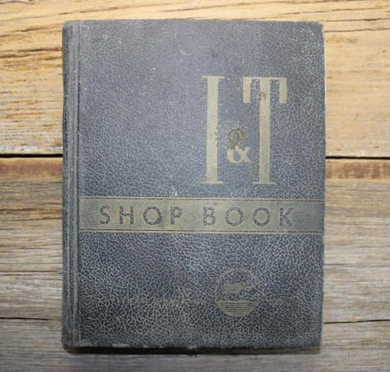 I&T Shop Book