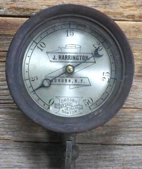 J. Harrington Gauge