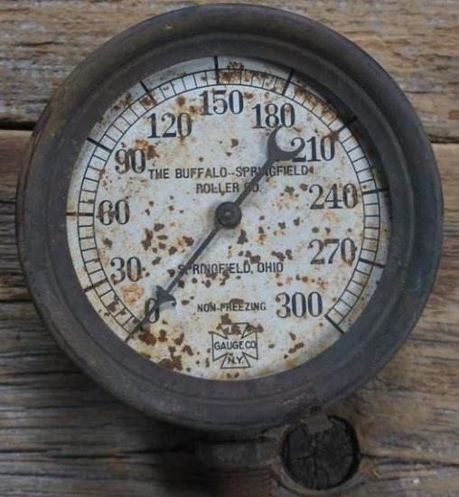 The Buffalo-Springfield Steam Gauge