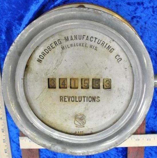 Ashcroft Revolution Gauge