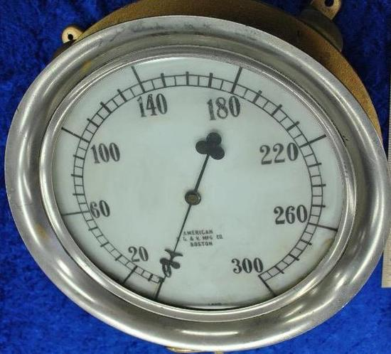 American Steam Gauge