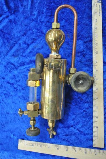 Detroit Lubricator Company - Hydrostatic Lubricator