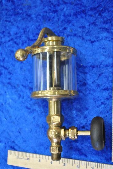 Lunkenheimer Alpha 5 Hand Pump Lubricator
