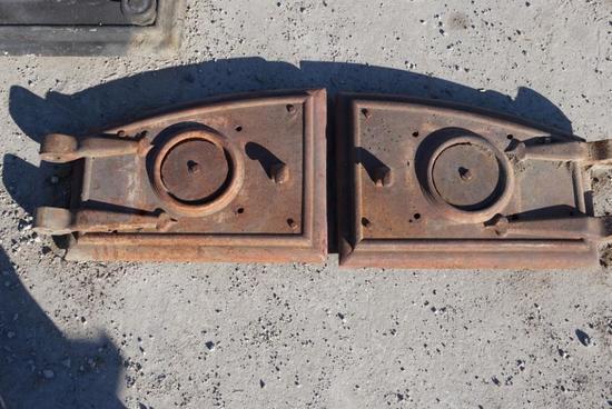 Boiler Cast Door